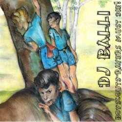 "画像1: (used 12"") DJ BALLI / BOYSCOUTS-RAVERS MUST DIE!"