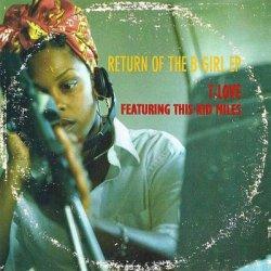 """画像1: (used 12"""") T-LOVE / RETURN OF THE B-GIRL EP"""