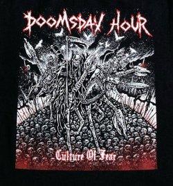 画像3: DOOMSDAY HOUR / 2008年JAPAN TOUR半袖T-Shirt