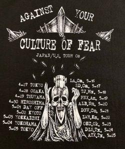 画像4: DOOMSDAY HOUR / 2008年JAPAN TOUR半袖T-Shirt
