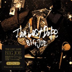 画像1: (CD+DVD) B.I.G JOE / THE LOST DOPE