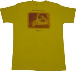 画像1: WARHEAD / T-Shirts 2008 (Mini Size) 黄×赤