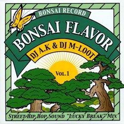 画像1: (Mix CD) DJ A.K & M-LOOT / BONSAI FLAVOR
